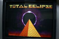Vintage 1988 Commodore Amiga TOTAL ECLIPSE Game by Spotlight *TESTED, WORKING*