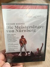 Wagner:Die Meistersinger Von Nürnberg(UK DVD)New+Sealed Bayreuth Festival Weigle