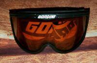 Black Gordini Brand Ski/Snowboarding Goggles