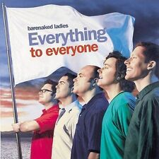 BARENAKED LADIES - EVERYTHING TO EVERYONE - NEW and SEALED CD