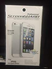 Clear Front+Back Screen Cover Shield Protector FULL BODY for iPhone 5