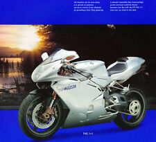 MV Agusta - Modellprogramm - Prospekt  -  06/2002 - english  - nl-Versandhandel
