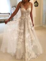 Spitze Brautkleid Hochzeitskleid Kleid Braut Babycat collection ivory BC919C 36