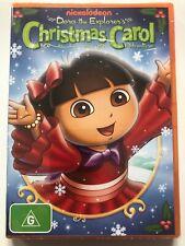 Dora the Explorer - Christmas Carol Adventure (DVD) Australia Reg 4- NEW SEALED
