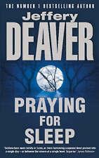 Praying for Sleep,Deaver, Jeffery,Excellent Book mon0000061182