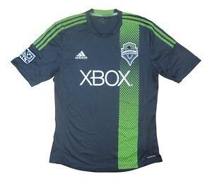 Seattle Sounders 2013-14 Original Away Shirt (Excellent) M Soccer Jersey