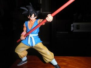 Rare Son Goku PVC Figure DragonBall Z Super Statue Figurine Collection
