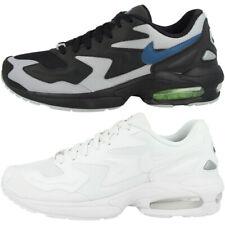 Nike Air Max 2 light zapatos calcetines cortos ocio zapatillas de deporte zapatillas para correr ao1741