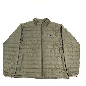Patagonia Lightweight Padded Nano Puff Jacket. Men's XL