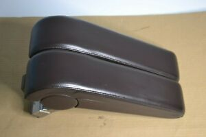 BENTLEY CONTINENTAL GT DOUBLE OPENING ARMREST