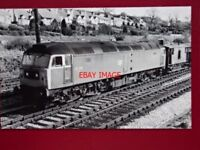 British Rail Class 47 47238 Barry 5th June 1983 Rail Photo
