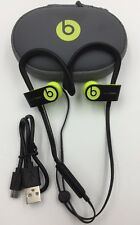 Authentic Beats by Dr. Dre Powerbeats3 Wireless In-Ear Headphones - Shock Yellow