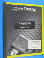 John Deere 308 Lawn Garden Tractor Operator'S Manual