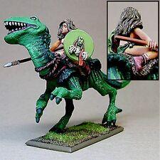 Shadowforge Miniatures Tribal Heavy Cavalry Warrior No 6