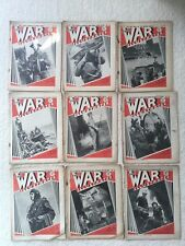 The War Illustrated Volume 3: No's 45-70 (26 magazines)