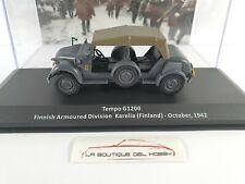 TEMPO G1200 KARELIA (FINLAND) OCTOBER 1942 ALTAYA ESCALA 1:43
