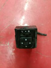 04 - 2015 Mitsubishi Lancer Galant Eclipse Power Side Door Mirror Switch