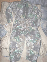 Mens Medium Coveralls Insulated Coveralls Realtree Camo Hunting Coveralls Nice
