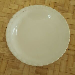 Vintage J&G Meakin England Small Scalloped Edge Dish
