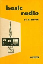 BASIC RADIO Vol. 1-6 - A Rider Publication (1954) - CD