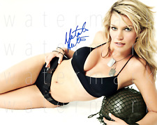 Natasha Henstridge signed photo 8X10 poster picture autograph RP