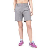 Trespass Edgar Womens Cycling Antibacterial Shorts Padded Active Summer Pants