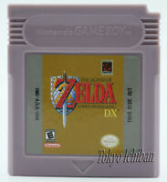 Jeu Compatible Game Boy Color Zelda Link's Awakening DX / GBC GBA SP - Repro