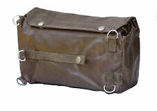 1970s Swiss Army Waterproof Belt Bag rubberized fishing hiking hunting rainproof