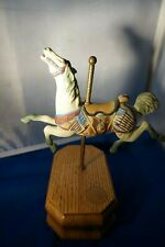 Carousel Memories Design Limited Edition #5771/9500 Americana Horse Music box
