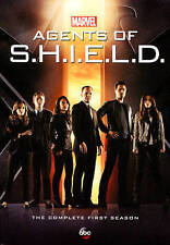 Agents of S.H.I.E.L.D.: The Complete First Season (DVD, 2014, 5-Disc Set)