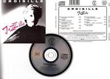 "NICOLE CROISILLE ""Jazzille"" (CD) 1987"