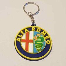 TOP Qualité Porte-clés ALFA ROMEO RARE NOUVEAU Porte-clés See Thru Plastique OEM//34589