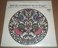 Kubelik/Chicago MOZART Symphony No.38 - Pickwick/33 SPC-4042 SEALED