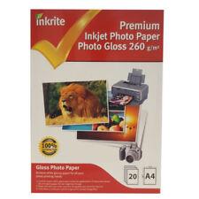 Glossy More than 250 gsm Printer Paper