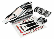 Traxxas 2420 Body, Bandit, ProGraphix / decal sheet Brand NEW