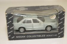 A2 1:43 AUTO PILEN AHC NISSAN MAXIMA METALLIC LIGHT GREEN MINT BOXED