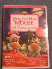 Holly and Hal Moose: Our Uplifting Christmas Adventure (DVD, 2009) Chiara Zanni