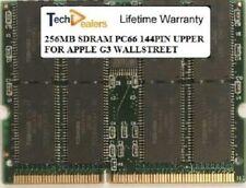 256mb Sdram Pc66 For upper slot of Apple Powerbook G3 Wallstreet Memory Ram