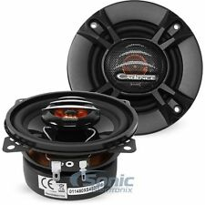 """Cadence XS452 200W 4"""" 2-Way Zenith Series Coaxial Car Stereo Speakers"""