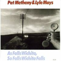 Pat Metheny - As Falls Wichita, So Falls Wichita Falls [CD]