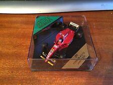 Onyx Heritage F1 1/43 SCALA 237 FERRARI 412 T2-Jean capitate-Boxed