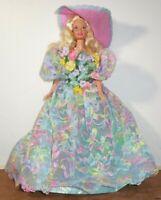 Barbie Enchanted Seasons Collection Spring Bouquet Barbie Mattel 12989