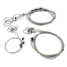 Survival Snares Trapping Supplies – 12 Pk Wire Animal Snare Traps