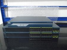 Cisco CCNA LAB STARTER KIT 1 X Cisco 1841 + 2 X WS-C2960-24TT-L All IOS 15