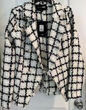 Fashion Nova Little Baggage Frayed Jacket Women's Size XS