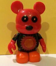 Disney Vinylmation Urban 5 - Red/Black Gear Bear