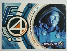 2005 Marvel Fantastic Four Movie UDE Costume Doctor Doom DD001-DD004 Full Set 4