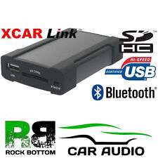 SKU414 Audi A4 1998-2009 Car Stereo USB SD AUX In Interface Adaptor & BT Option