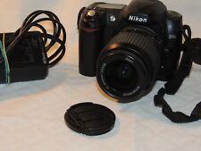 Digitalkamera Nikon D50, schwarz, gebraucht, funktionstüchtig