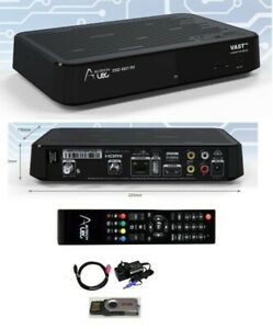 New UEC DSD4921RV VAST™ Certified Twin Tuner Receiver with FREE 32GB USB STICK